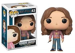 Pop! Harry Potter Vinyl Figure Hermione (with Time Turner) #43