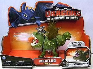 Spin Master Dragons: Defender of Berk: Meatlug Gronckle