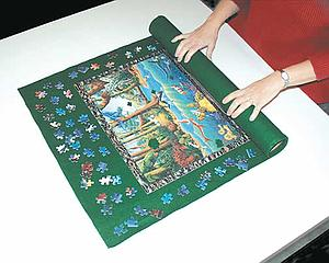 Small Jigsaw Puzzle Roll-Up Mat (600)