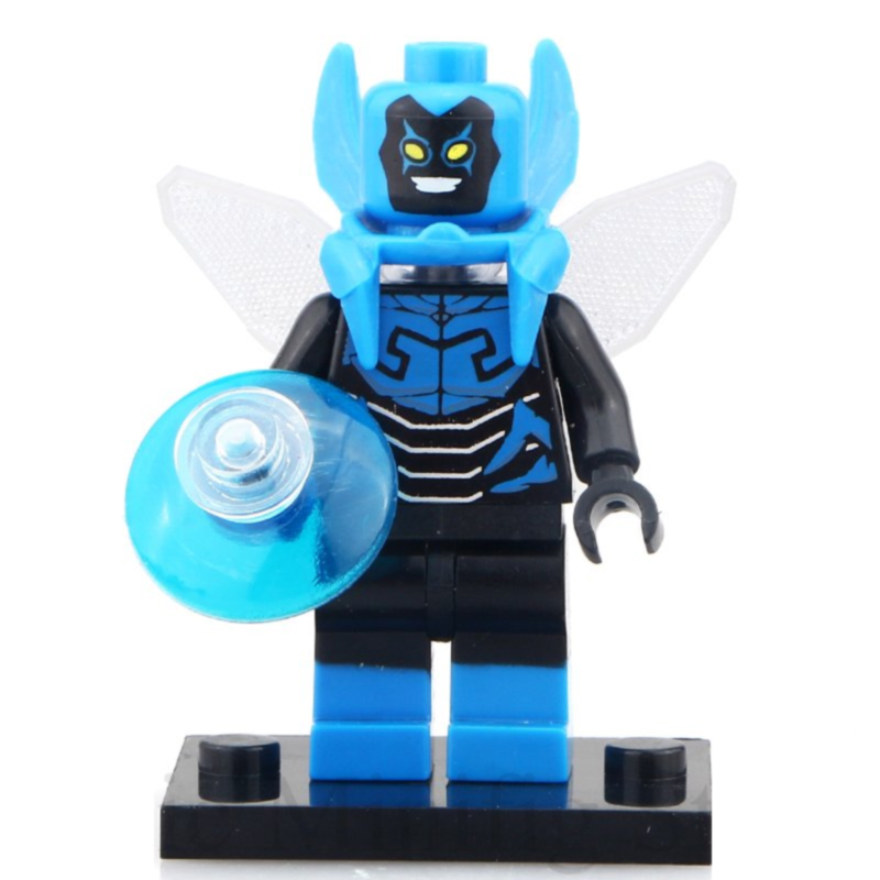 DC Comics SuperHeroes Minifigure: Blue Beetle