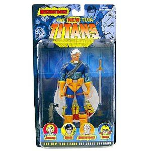 "DC Direct The New Teen Titans 6"" Series 2 Deathstroke"