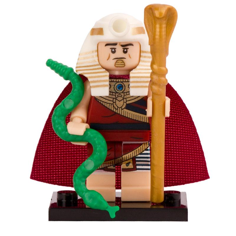 DC Comics SuperHeroes Minifigure: King Tut (Lego Batman Movie)