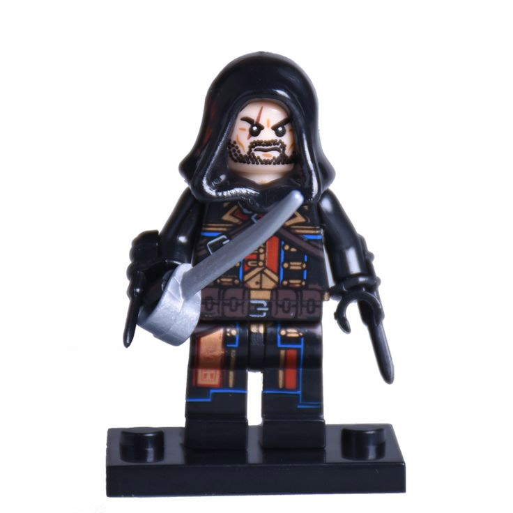 Games Assassin's Creed Minifigure: Shay Patrick Cormac