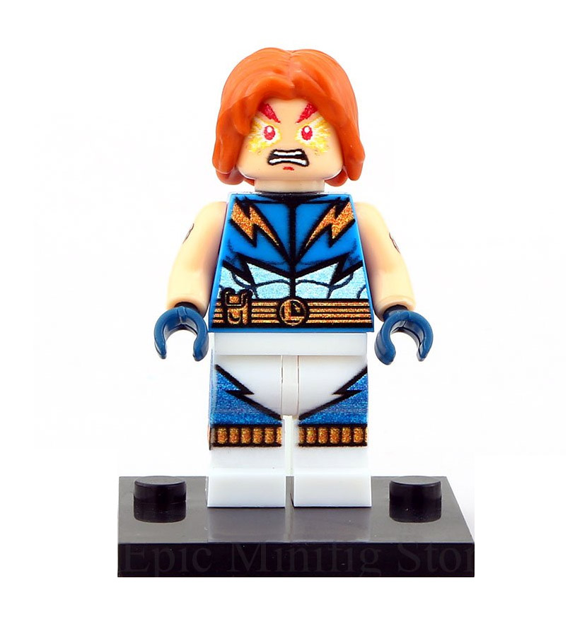 DC Comics SuperHeroes Minifigure: Lightning Lad (Live Wire)