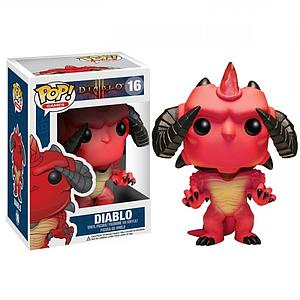 Pop! Games Diablo 3 Vinyl Figure Diablo #16