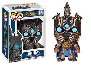Pop! Games World of Warcraft Vinyl Figure Arthas #15