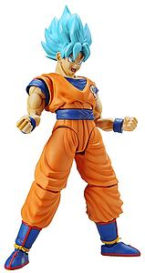 Dragon Ball Super Plastic Model Kit: Super Saiyan God Super Saiyan Son Goku