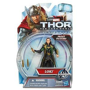 Marvel Thor 2: The Dark World: Frost Dagger Loki