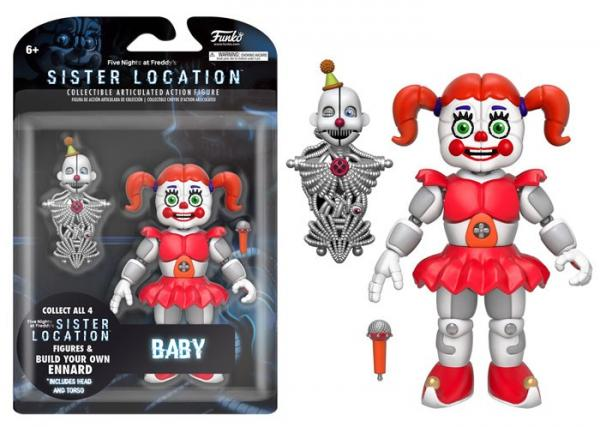 Five Nights at Freddy's - Sister Location Figure: Baby