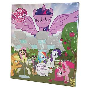 My Little Pony Friendship is Magic Trading Cards Binder: 6 Card Foil Puzzle Set