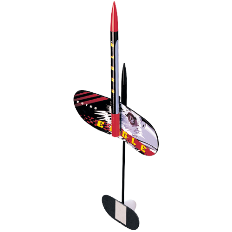 Eagle Rocket Boosted Glider (002186)
