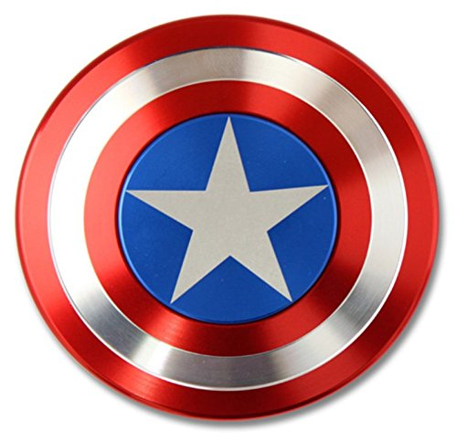 Fidget Spinner (Captain America) Metal