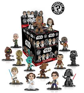 Mystery Minis Blind Box: Star Wars Classic (12 Packs)
