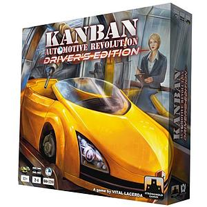 Kanban: Automotive Revolution - Driver's Edition