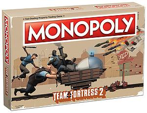 Monopoly: Team Fortress 2