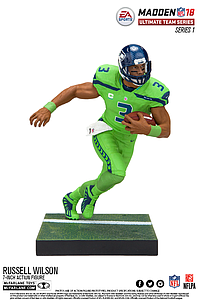 Madden NFL 18 Ultimate Team Series 1: Russell Wilson (Seattle Seahawks)