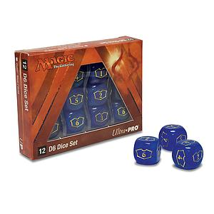 Magic The Gathering: Plane of Amonkhet Loyalty D6 Dice Set