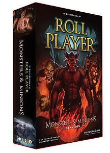 Roll Player: Monsters & Minions