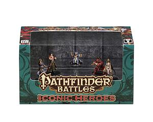 Pathfinder Battles: Iconic Heroes Box Set VIII