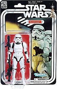 Star Wars The Black Series 40th Anniversary Stormtrooper 6 Inch Figure