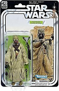 Star Wars The Black Series 40th Anniversary Sand People (Tusken Raider)  6 Inch Figure