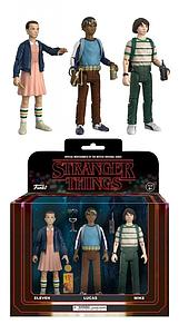 Stranger Things Action Figure 3-Pack: Set #1