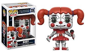 Pop! Games Five Nights at Freddy's Sister Location Vinyl Figure Baby #226