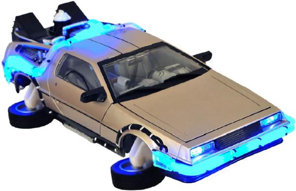 Back to the Future 2: Time Machine (Hover)