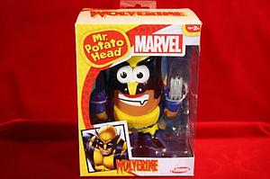 Mr. Potato Head: Wolverine