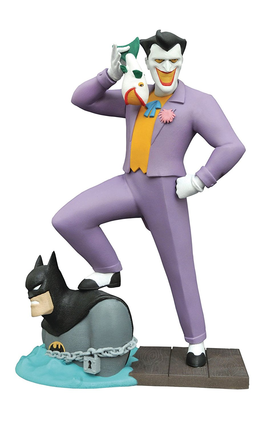 "Batman The Animated Series: ""Laughing Fish"" The Joker"