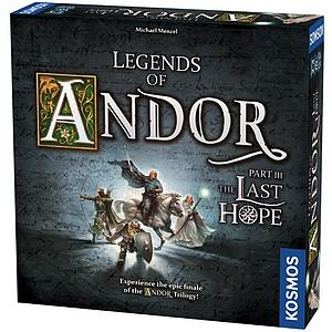 Legends of Andor: Part III The Last Hope
