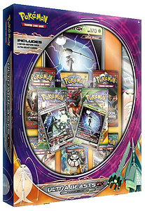 Pokemon Trading Card Game: Ultra Beasts GX Premium Collection Pheromosa-GX & Celesteela-GX