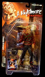 Movie Maniacs Series 4 A Nightmare on Elm Street Freddy Krueger