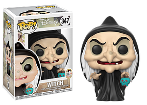 Pop! Disney Snow White & the Seven Dwarfs Vinyl Figure Witch #347