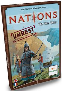 Nations: The Dice Game - Unreal