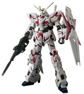 Gundam Real Grade Excitement Embodied 1/144 Scale Model Kit: #25 RX-0 Unicorn Gundam
