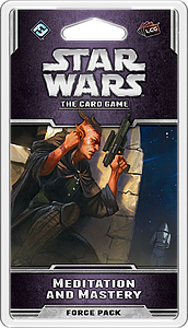 Star Wars: The Card Game - Meditation & Mastery