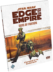 Star Wars: Edge of The Empire - Suns of Fortune