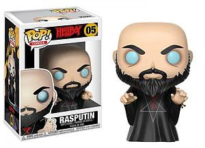 Pop! Comics Hellboy Vinyl Figure Rasputin #05