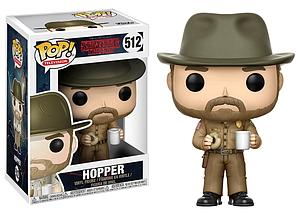 Pop! Television Stranger Things Vinyl Figure Hopper #512