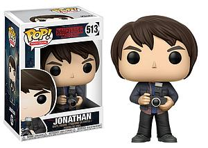 Pop! Television Stranger Things Vinyl Figure Jonathan #513