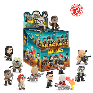 Mystery Minis Blind Box: Mad Max Fury Road (12 Packs)