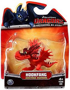 Spin Master Dragons: Defender of Berk 3 Inch: Hookfang Monstrous Nightmare