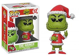 Pop! Books The Grinch Vinyl Figure The Grinch #12
