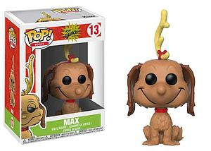 Pop! Books The Grinch Vinyl Figure Max the Dog #13