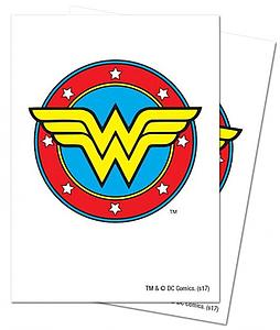 Card Sleeves 65-pack Standard Size: Wonder Woman