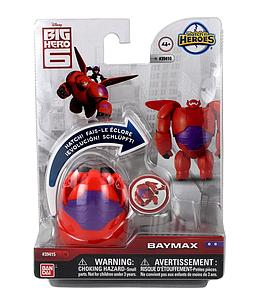 Bandai Big Hero 6  Hatch'n Heroes (Transforming Figure) Baymax (Red Armor)