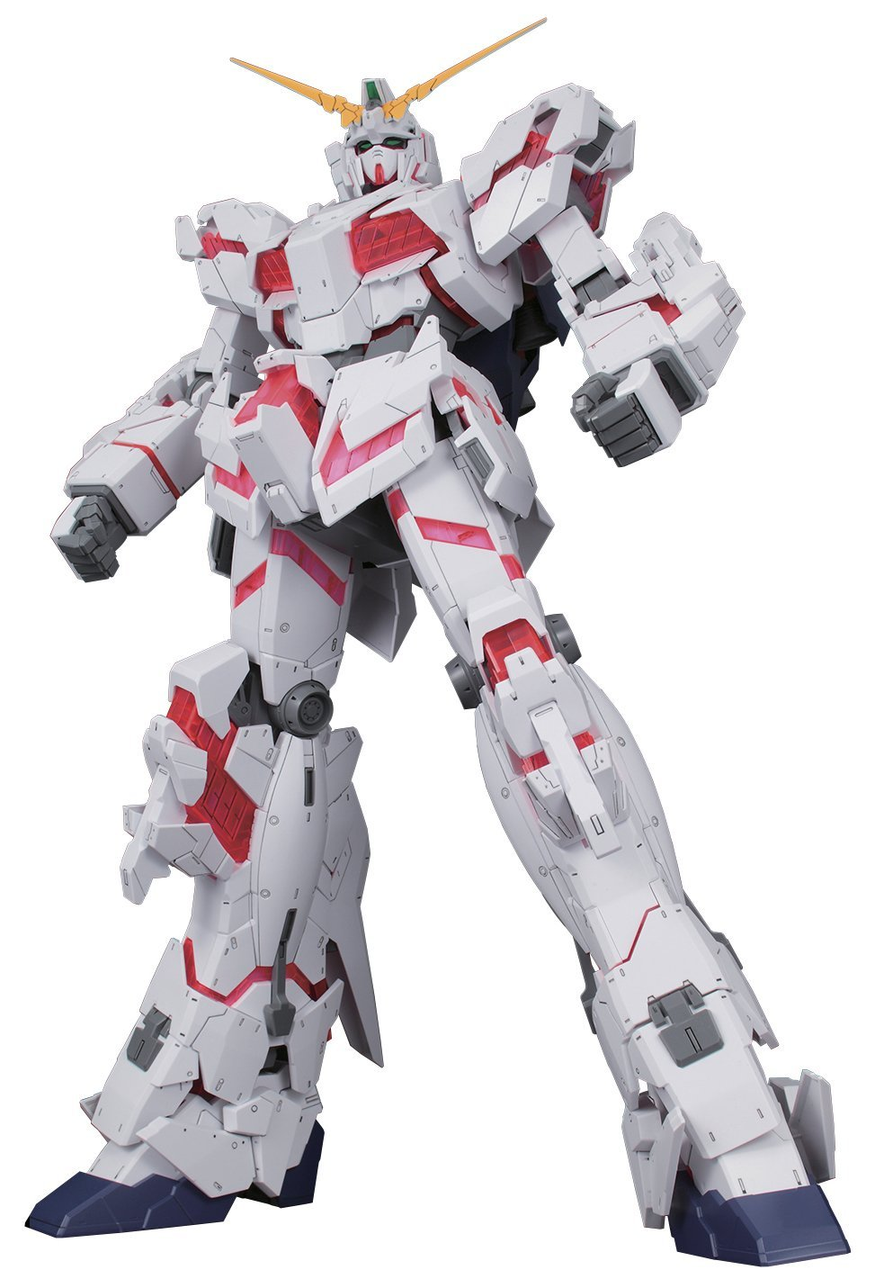 Gundam Mega Size 1/48 Scale Model Kit: Unicorn Gundam (Destroy Mode)