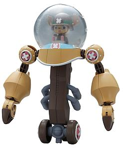 One Piece Model Kit: Chopper Robo Super 2 Heavy Armor