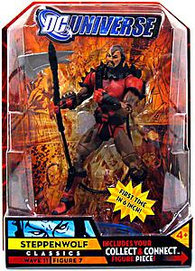 "Mattel DC Universe 6"" Series 11 Steppenwolf"